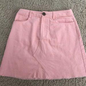 Altar'd State Corduroy Skirt.